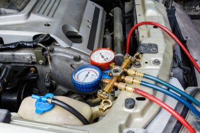 Ремонт систем кондиционирования и отопления